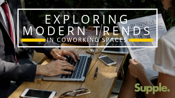 coworking space trends