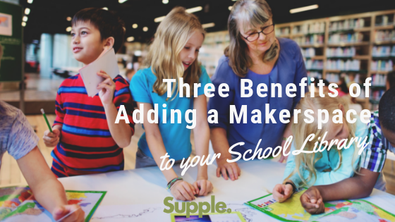 makerspace school library benefits