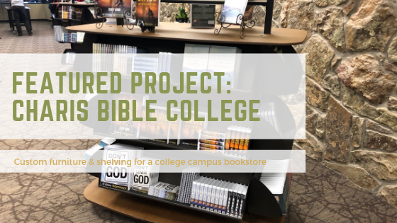 charis bible college furniture