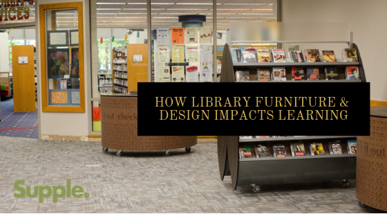 library furniture supple collection