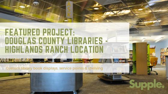 douglas county libraries furniture supple