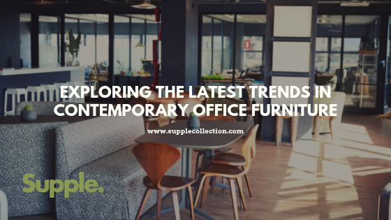 contemporary office furniture supple