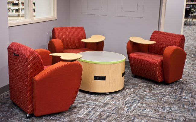 classroom furniture ideas