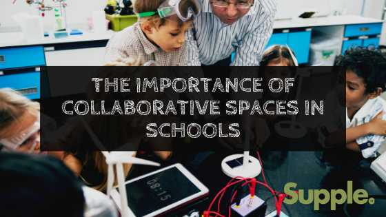 collaborative spaces schools