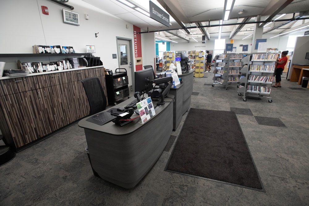 denver public libraries hadley furniture
