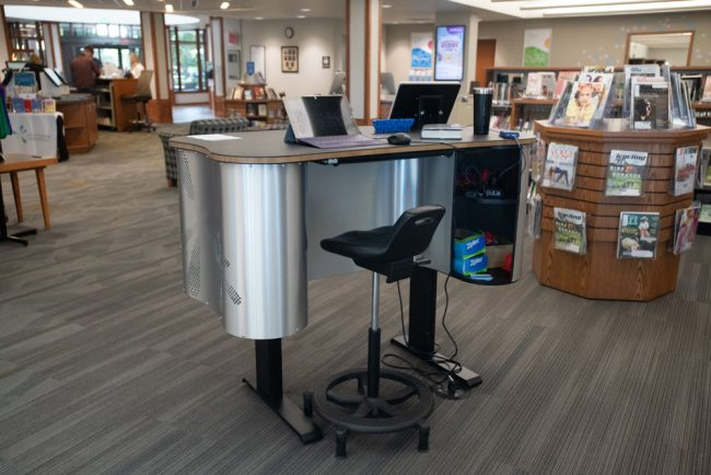 auraria innovation garage library furniture