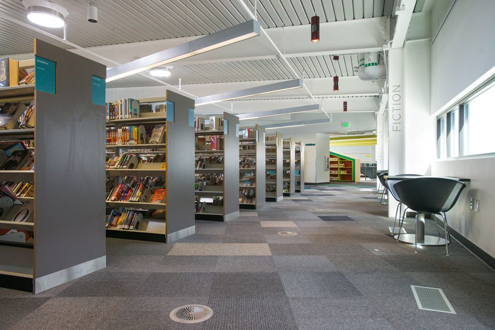 denver public libraries furniture corky gonzales