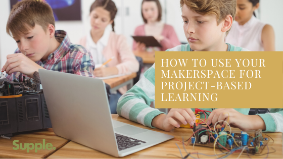 makerspace project based learning