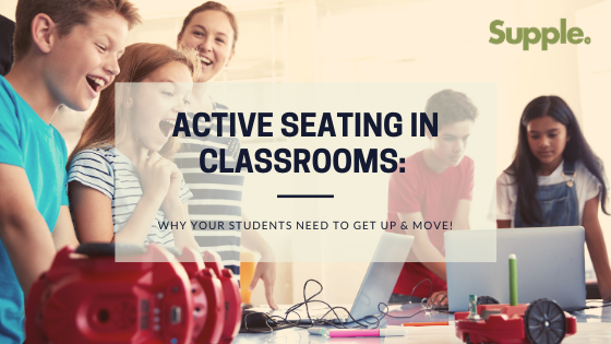 active seating classrooms