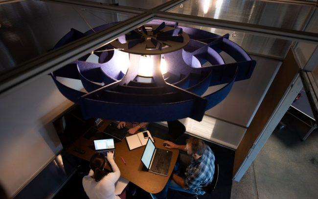 office custom light