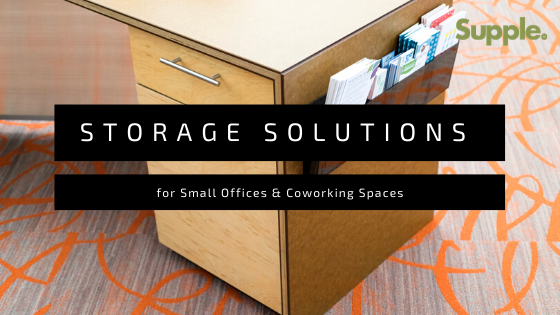 storage solutions coworking space