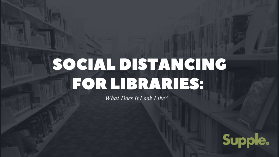 social distancing libraries