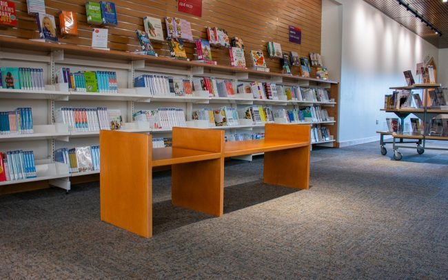 belmar library furniture supple collection