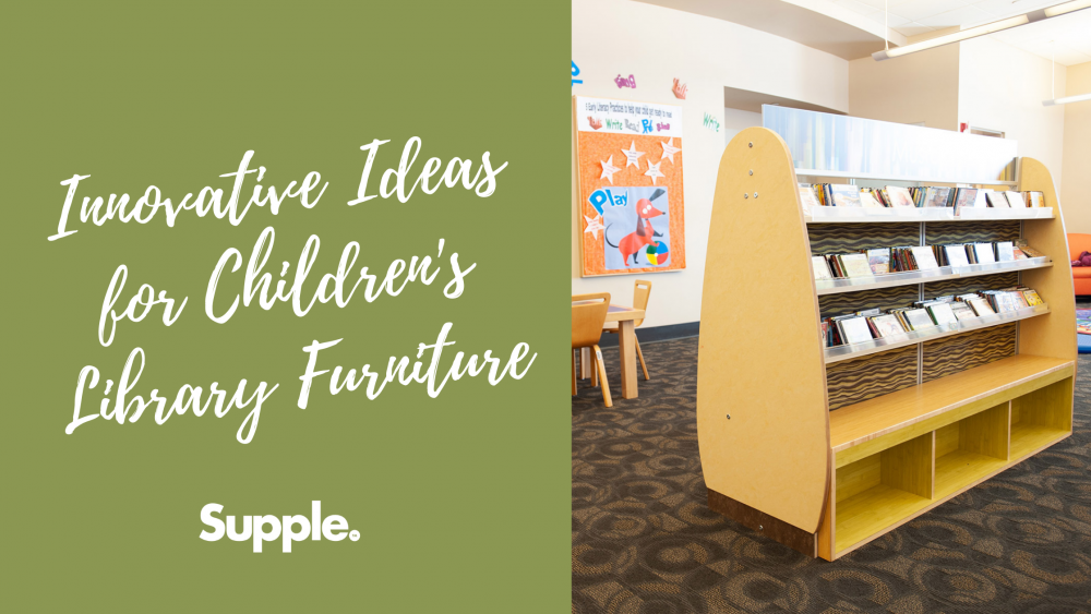 innovative ideas childrens library furniture