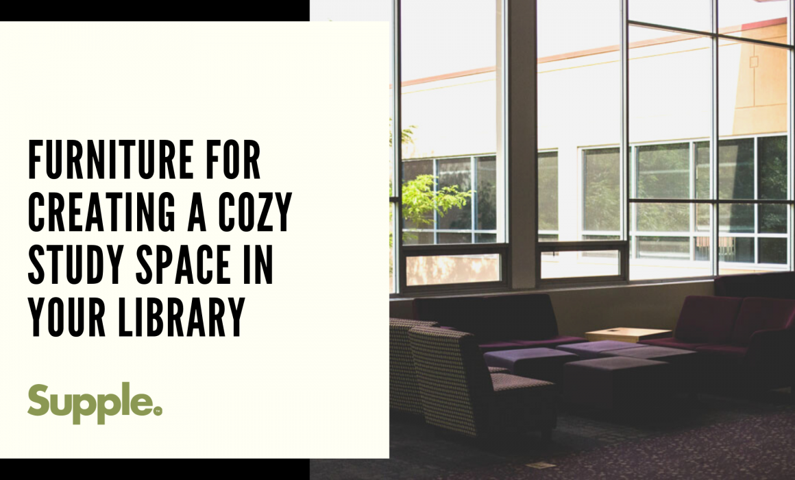 library furniture study space